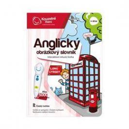 Albi Kniha Anglický obrázkový slovník