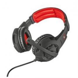 Trust GXT Gaming 310 (21187) černá barva/červená barva