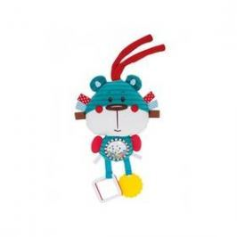 Edukační hračka Canpol babies Forest Friends, méďa - modrá