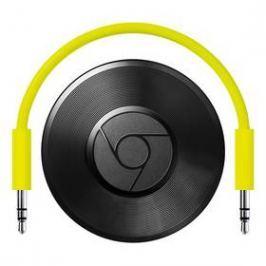 Google Chromecast Audio černý/zelený