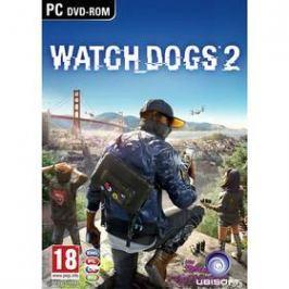 Ubisoft PC Watch Dogs 2 (USPC07813)