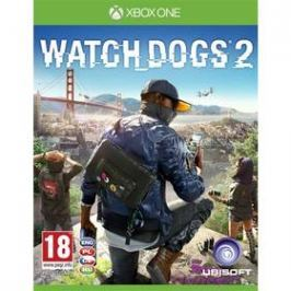 Ubisoft Xbox One Watch Dogs 2 (USX384103)