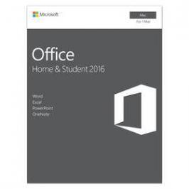 Microsoft Office Mac 2016 pro domácnosti Eng (GZA-00873)