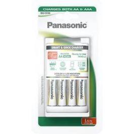 Panasonic BQ-CC55 pro AA,AAA + 4x AA (1900 mAh) (K-KJ55MGD40E)