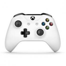 Microsoft Xbox One S Wireless (TF5-00003) bílý