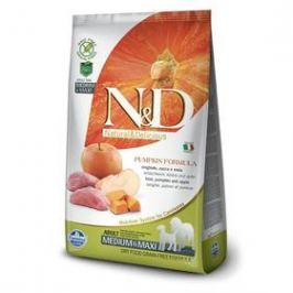 N&D Grain Free Pumpkin DOG Adult M/L Boar & Apple 2,5kg