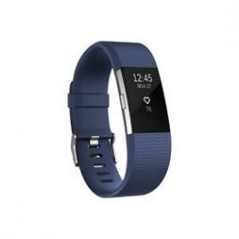 Fitbit Charge 2 small - Blue Silver (FB407SBUS-EU)
