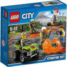 LEGO® CITY® Sopeční průzkumníci 60120 Sopečná startovací sada
