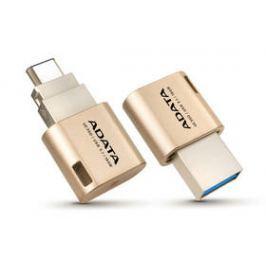 ADATA UC350 16GB OTG USB-C/USB 3.1 (AUC350-16G-CGD) zlatý