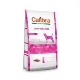 Calibra Dog Grain FreeJunior Small Breed Duck 7kg