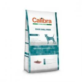Calibra Dog Grain FreeSenior Small Breed Duck 7kg