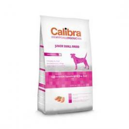 Calibra Dog Hypoallergenic Junior Small Breed Chicken 2kg