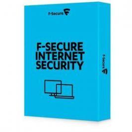F-Secure Internet Security, 3 zařízení / 1 rok (FCIPBR1N003G2)