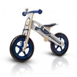"KinderKraft Runner Motorcycle 12"" modré"