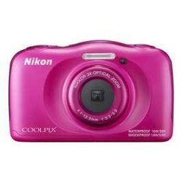 Nikon Coolpix W100 BACKPACK KIT (VQA012K001) růžový