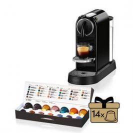 DeLonghi Nespresso Citiz EN167.B černé