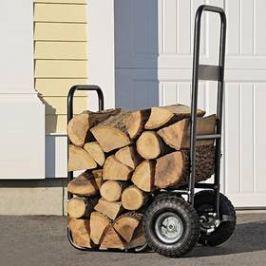 Vozík na dřevo ShelterLogic 90490