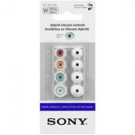 Náhradní silikonové koncovky SONY - bílé (EPEX10AW.AE)