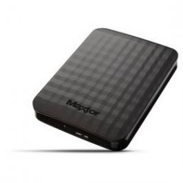 Maxtor M3 Portable 500GB (STSHX-M500TCBM) černý