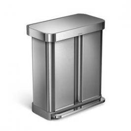 Simplehuman 58 l (CW2025) stříbrný