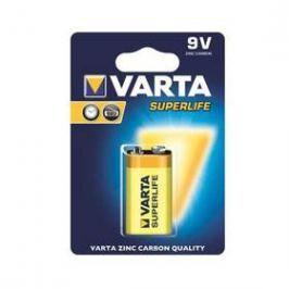 Varta Superlife, 9V žlutá