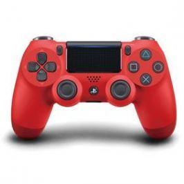 Sony Dual Shock 4 pro PS4 v2 (PS719814153) červený