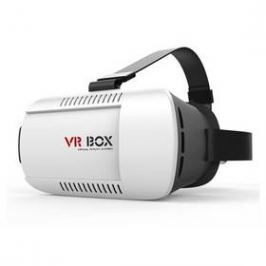 CPA Halo 3D VR-X2 (VR BOX) (HAPPY-3D-VR-X2) bílé