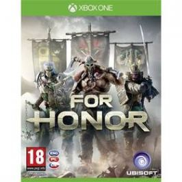 Ubisoft Xbox One For Honor (3307215915172)