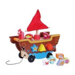 Vkládačka Sun Baby loďka