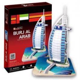 HM Studio 3D Burj Al Arab - 44 dílků
