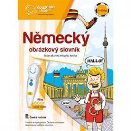 Albi Kniha Německý obrázkový slovník