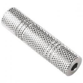 Hama Jack 3,5mm / Jack 3,5mm (43266) stříbrná
