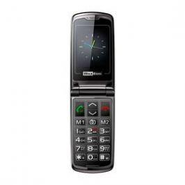 MaxCom Comfort MM822 Single Sim (MM822BKSS) černý