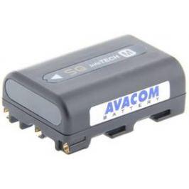 Avacom pro Sony NP-FM50, QM50 Li-ion 7,2V 1100mAh (VISO-QM50-750G)