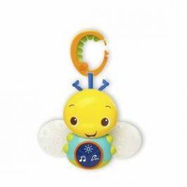 Hudební hračka Bright Starts Beaming Buggie™ svítící včelka s melodií na C-kroužku 0m+