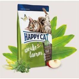 HAPPY CAT ADULT Weide-Lamm / Pastýřské jehněčí 10 kg