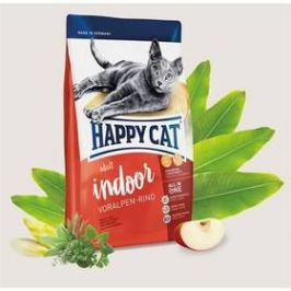 HAPPY CAT ADULT INDOOR Voralpen-Rind / Alpské hovězí 10 kg