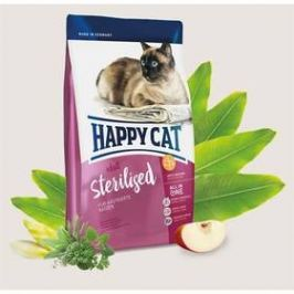 HAPPY CAT ADULT Sterilised - Kastrát 10 kg