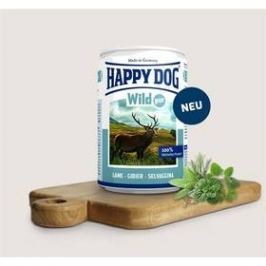 HAPPY DOG Wild Pur - 100% maso zvěřiny 800 g