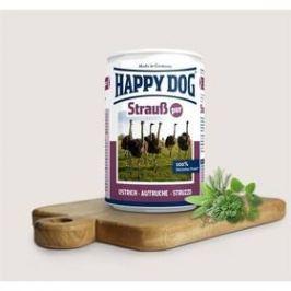 HAPPY DOG Strauß Pur - 100% pštrosí maso 400 g