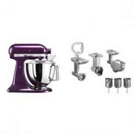 KitchenAid 5KSM175PSEPB + FPPC