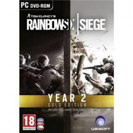 Ubisoft PC Tom Clancy's Rainbow Six: Siege Gold Season 2 (USPC06942)
