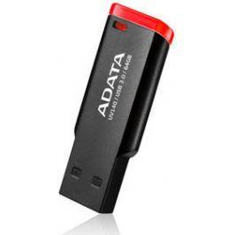 ADATA UV140 64GB (AUV140-64G-RKD) červený