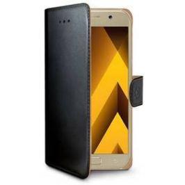 Celly Wally pro Samsung Galaxy A5 (2017) (WALLY645) černé