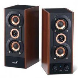 Genius SP-HF 800A 2.0 (31730997100) imitace dřeva
