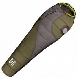 Husky Comfort Comfort Aurus -18°C šedý/zelený