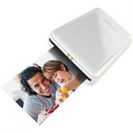 Polaroid ZIP pro Android / iOS, bezdrátová, mobilní (POLMP01W) bílá