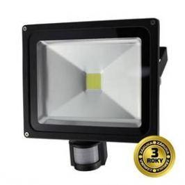 Solight 30W, studená bílá, 2100lm, se senzorem (WM-30WS-E) černý