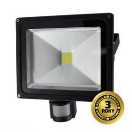 Solight 50W, studená bílá, 3500lm, se senzorem (WM-50WS-E) černý