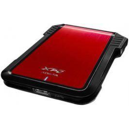 """ADATA EX500, 2,5"""" SATA, USB, 3.1 (AEX500U3-CRD) černý/červený"""